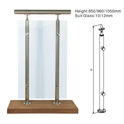 Best selling hot China products stainless steel railing systems