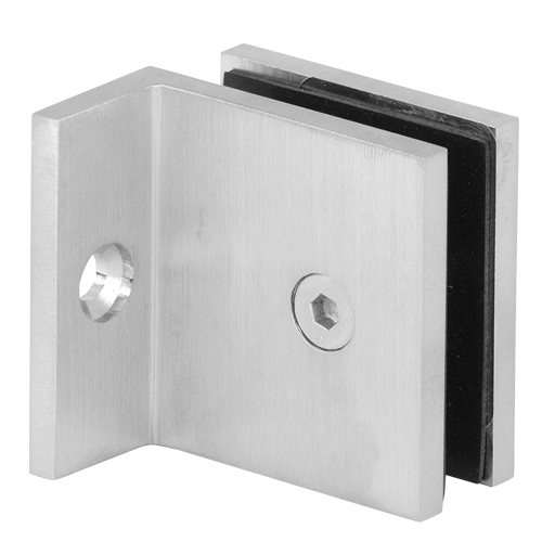 Wall To Glass Connector Door Hardware